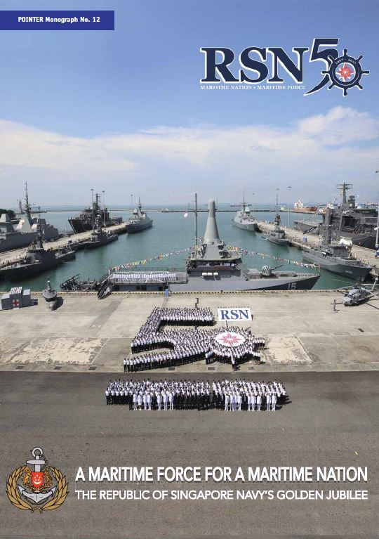 Republic of Singapore Navy 50th Anniversary