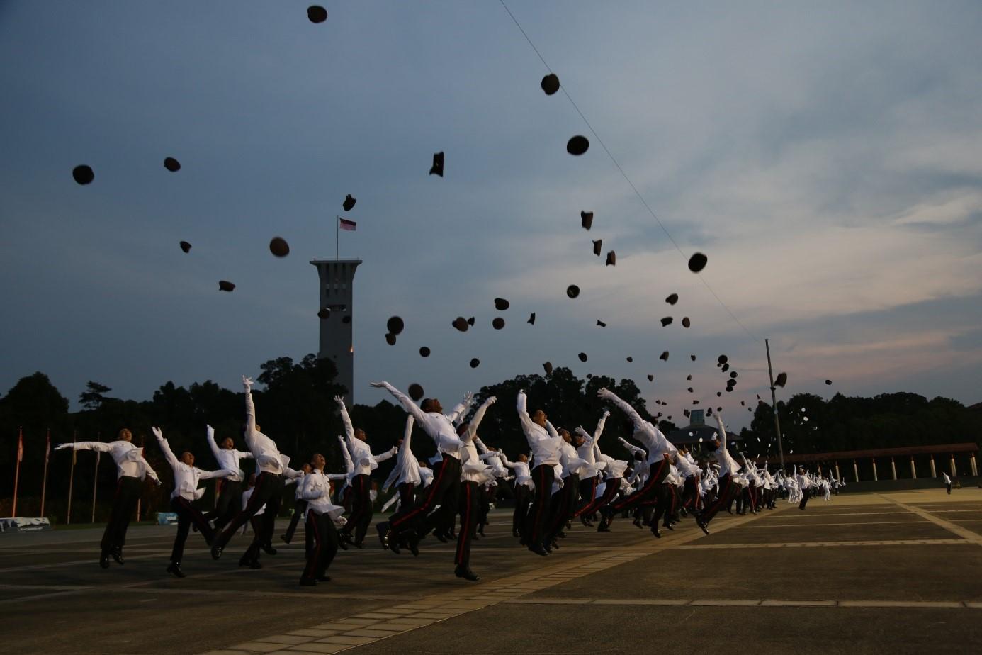 officer cadet school