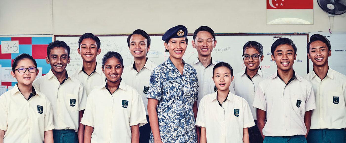 SAF Volunteer Corps   Singapore Armed Forces Volunteer Corps