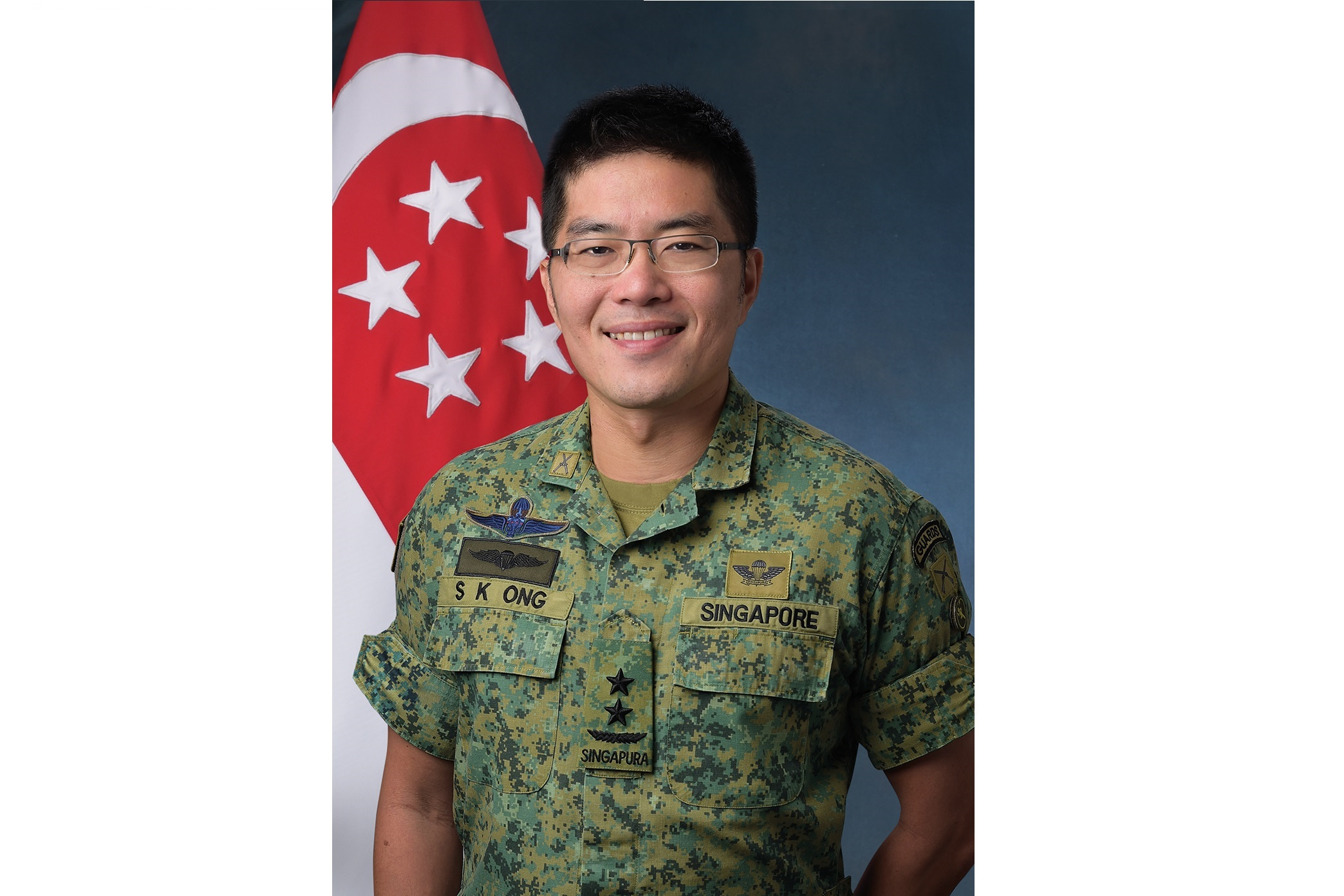 Major-General (MG) Melvyn Ong Su Kiat, currently Chief of Army, will take over as Chief of Defence Force on 23 March 2018.