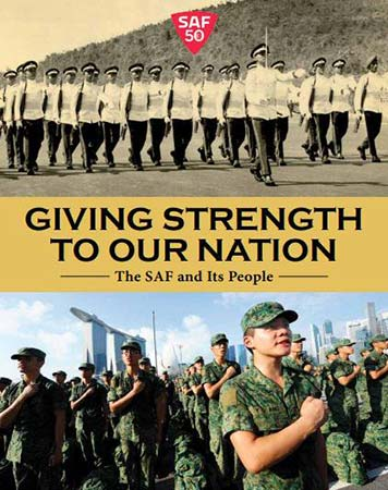 Giving Strength to our Nation: the SAF and its people