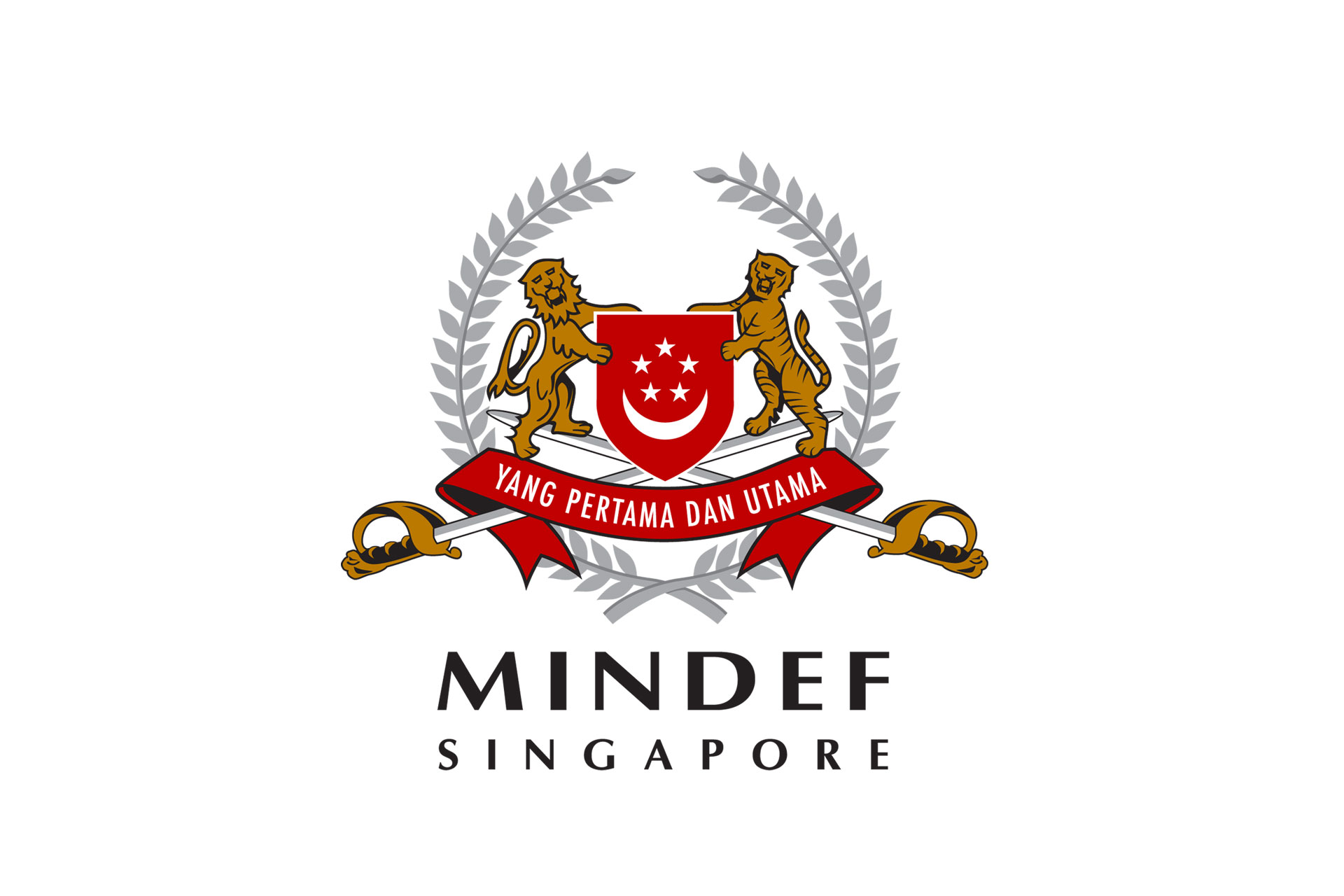 Logotipo do MINDEF
