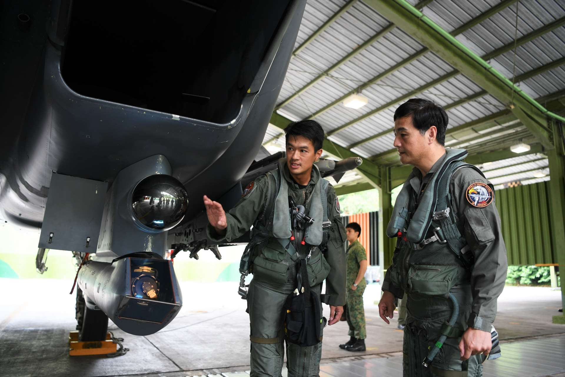 Singapore and China Strengthen Military Cooperation in Bilateral