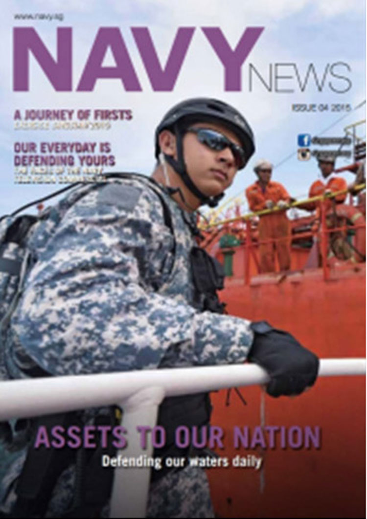Navy news 2015 Issue 4