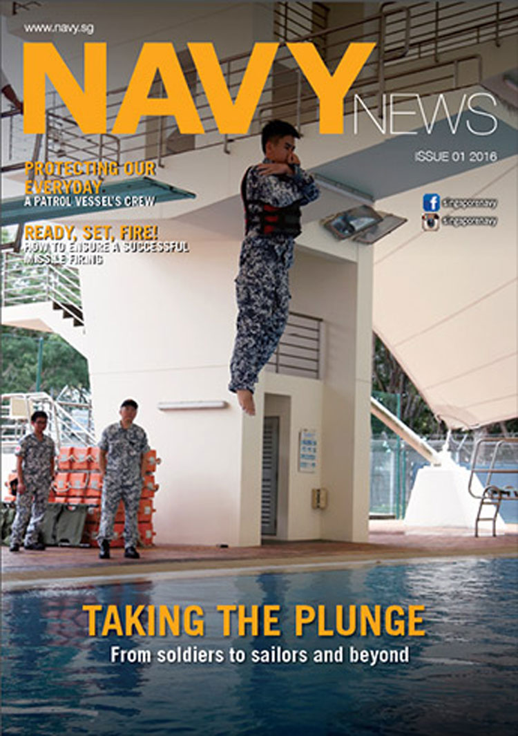 Navy news 2016 Issue 1