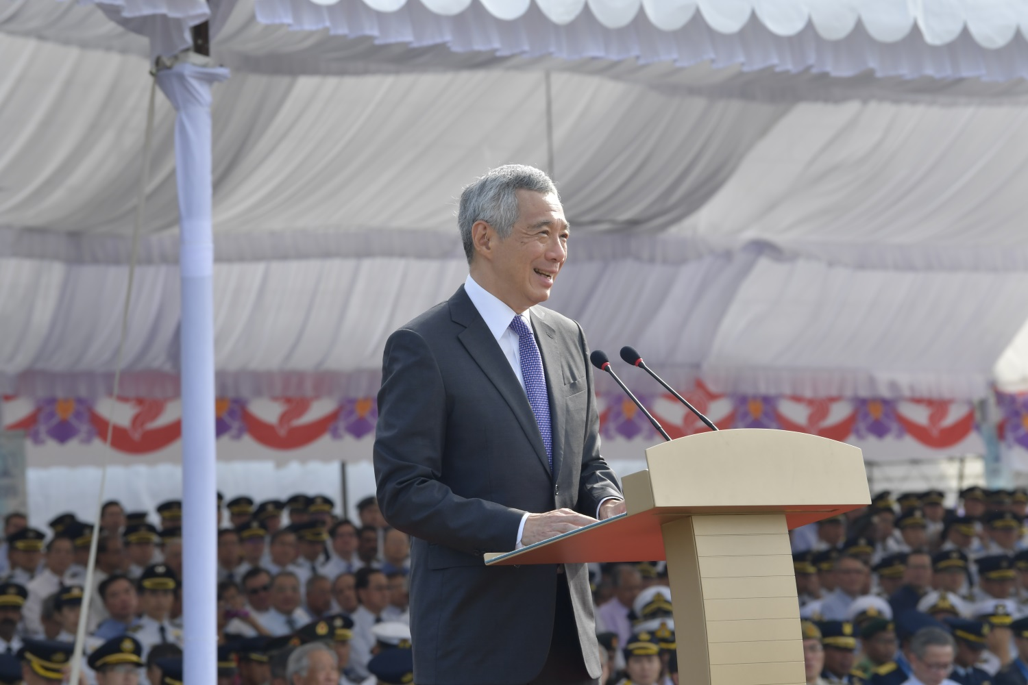 RSAF must continue to attract the right people: PM Lee