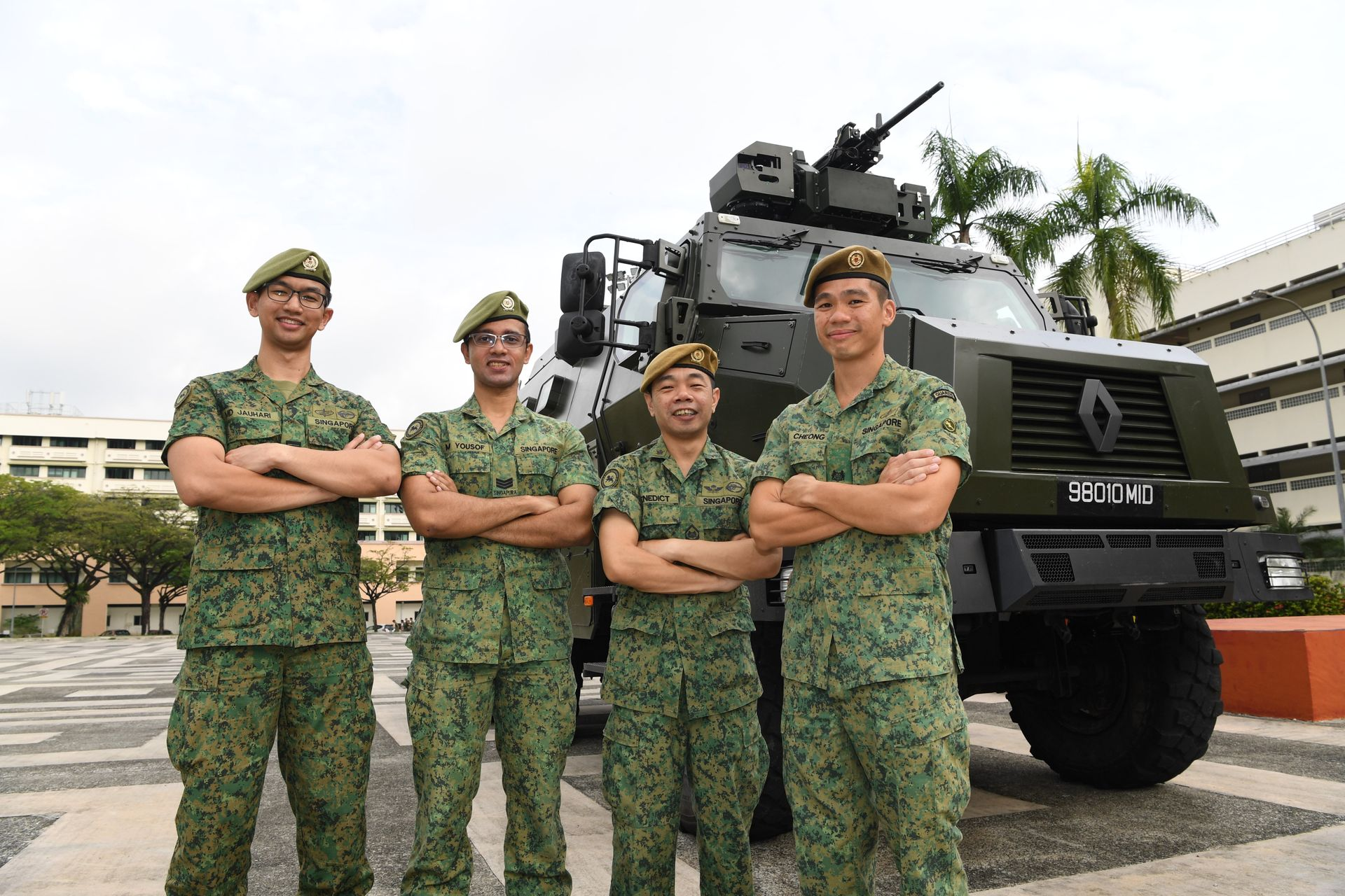 Teamwork and commitment key to 792 SIR's Best NS unit win