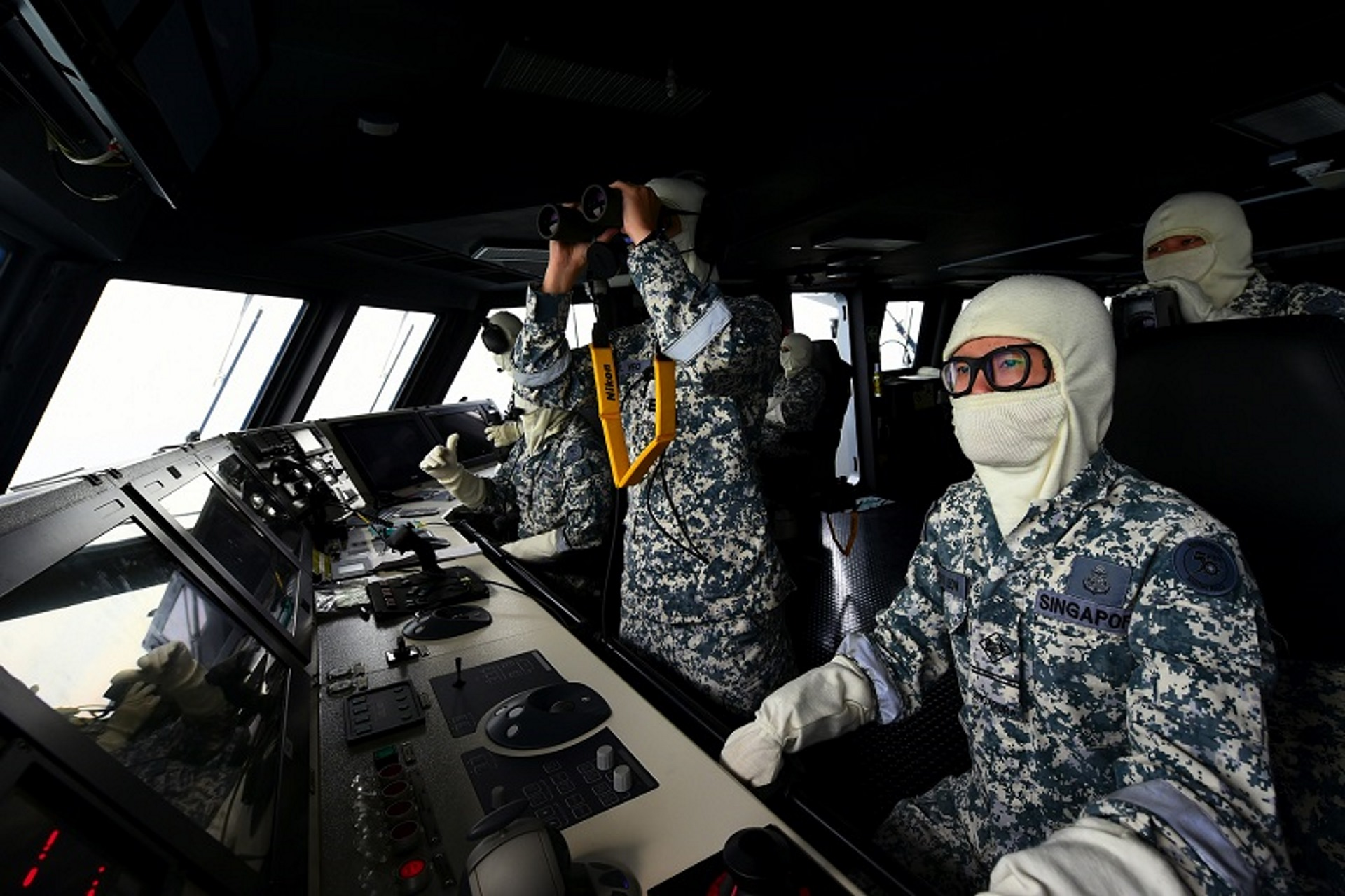 SAF ramps up counter-terrorism intelligence, cyber and maritime capabilities