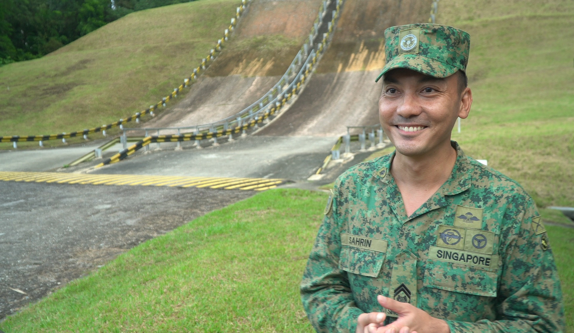 Q&A with SAF Transport instructor