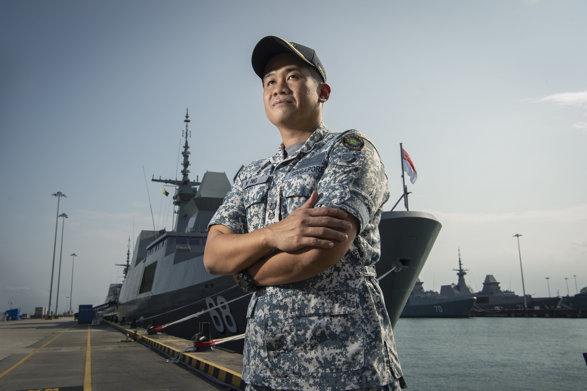 Restructuring for sharper training, stronger navy