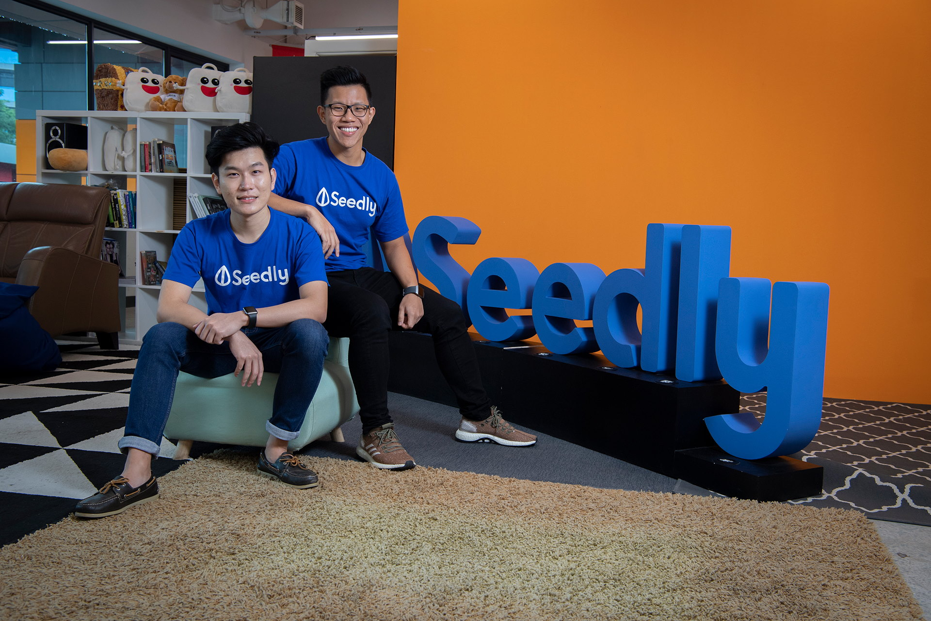 Invest in yourself during NS: Seedly founders