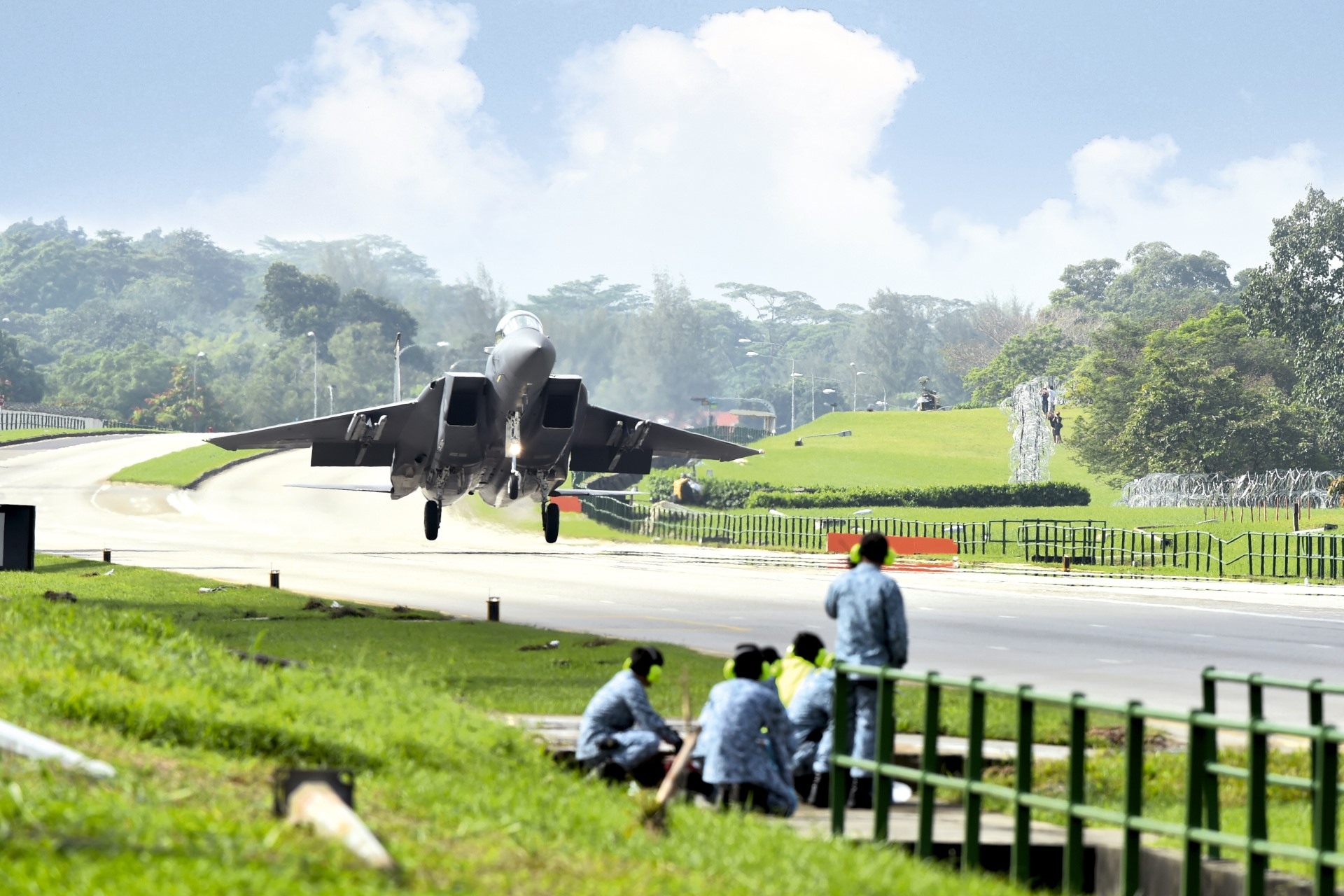 8 things you didn't know about the RSAF