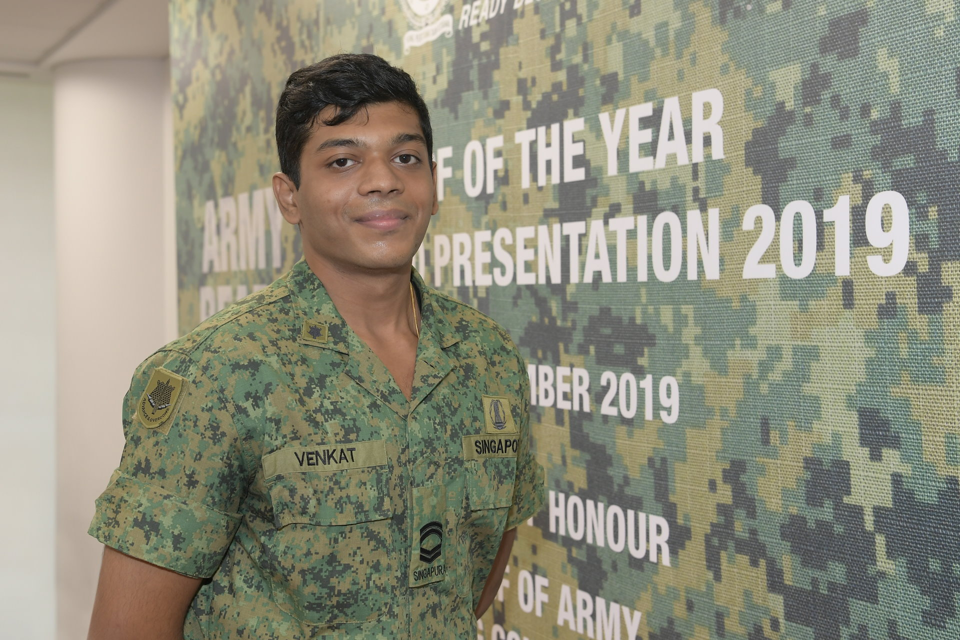 From obese to IPPT Gold & becoming NSF of the Year