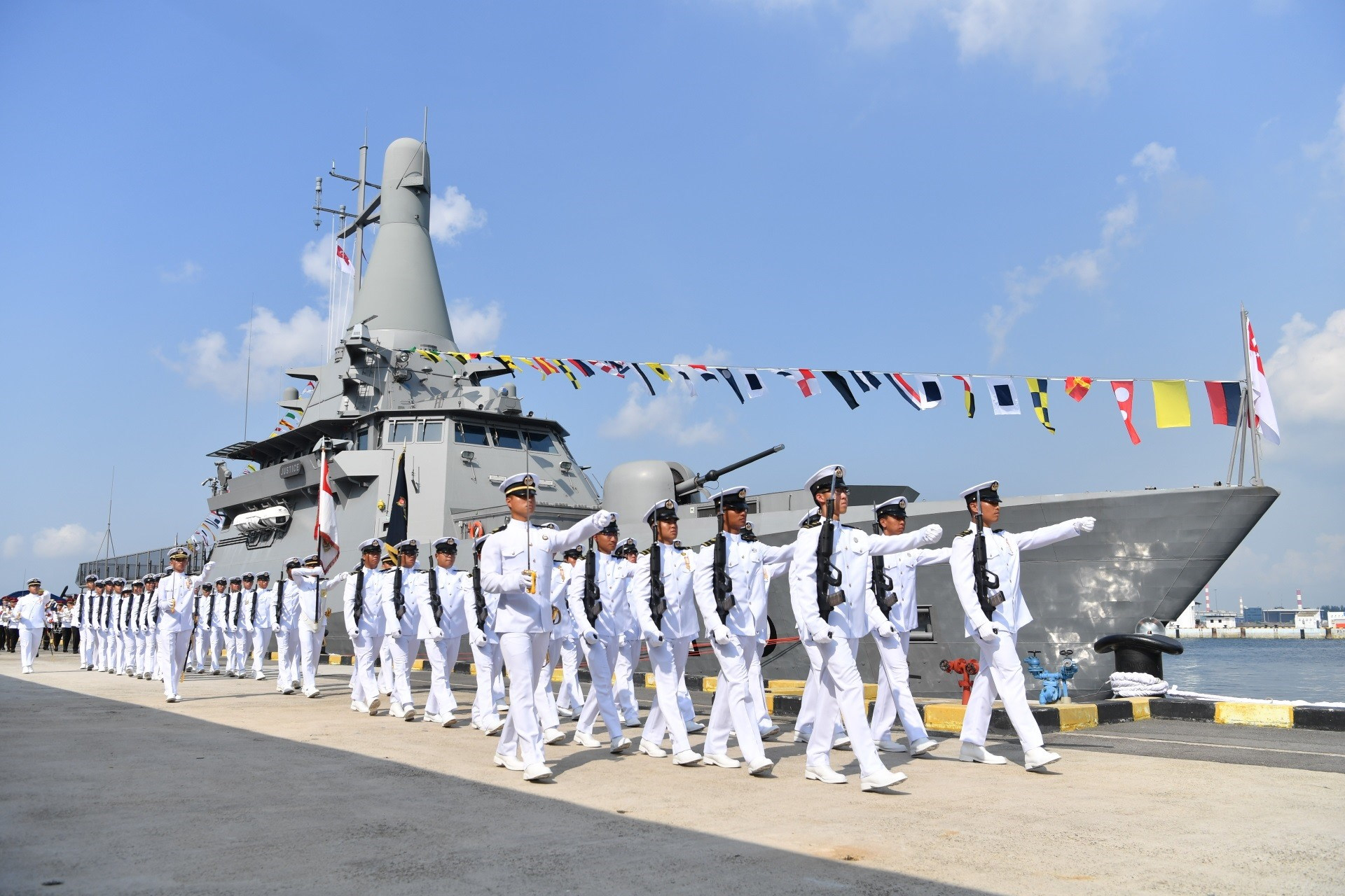7 facts about our Singapore Navy!