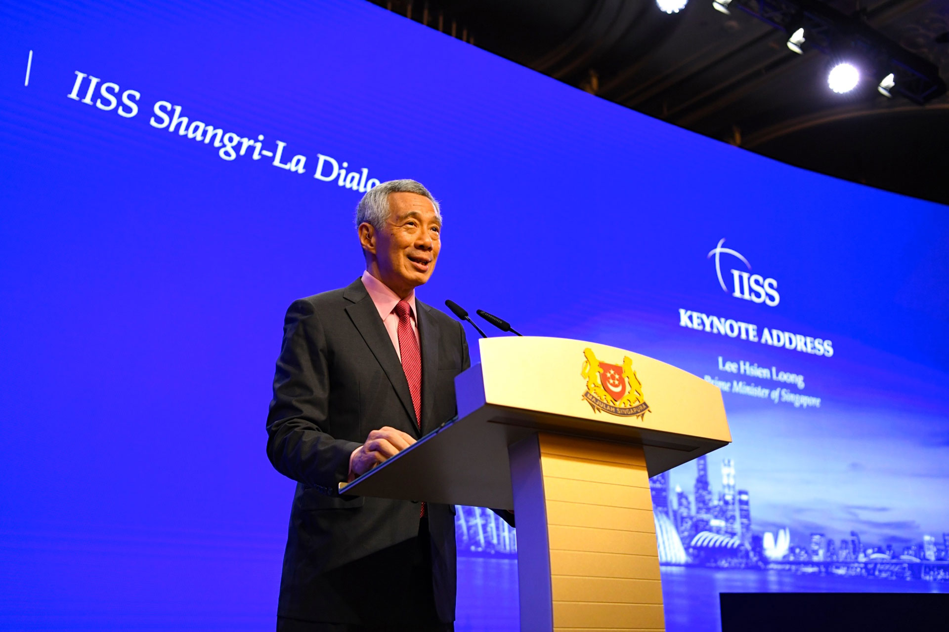US, China must work together to boost mutual trust: PM Lee