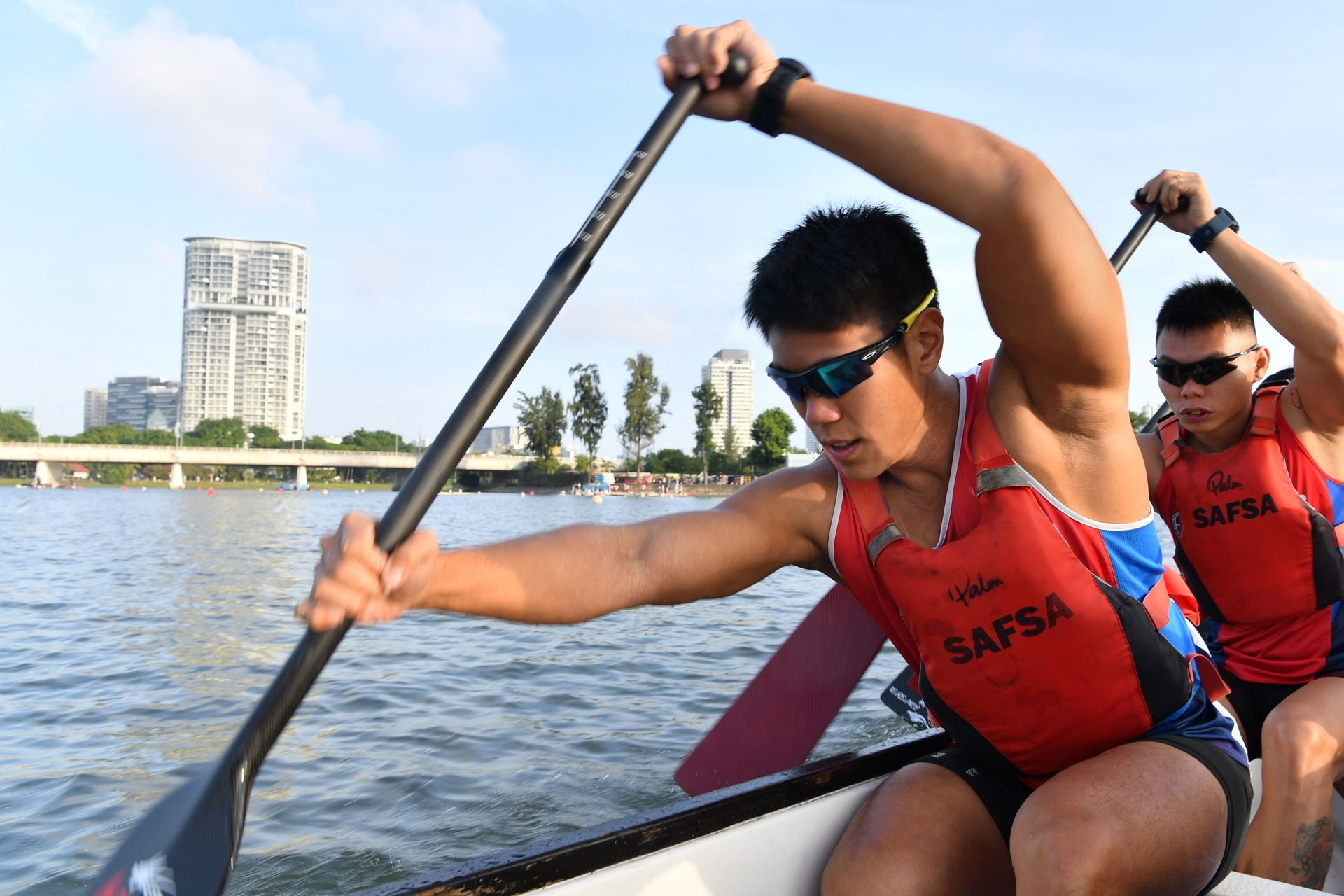 Row your way to fitness with CPT Shawn Wong