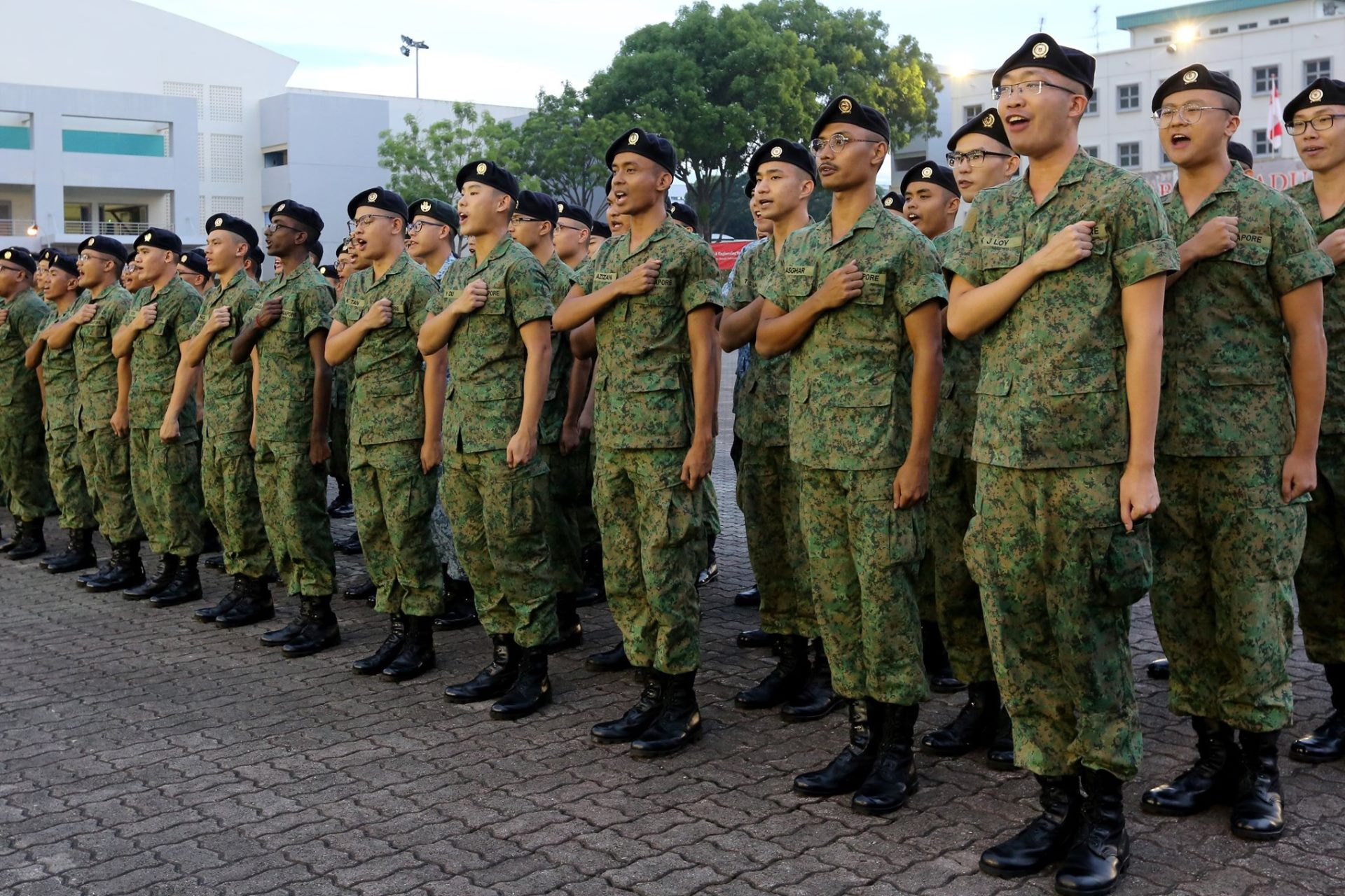 A mother's letter to the SAF