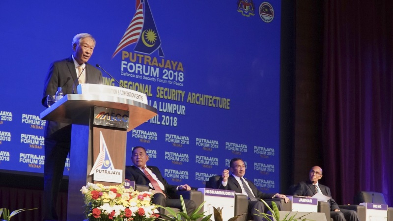 ASEAN must step up to address regional security challenges: Dr Ng