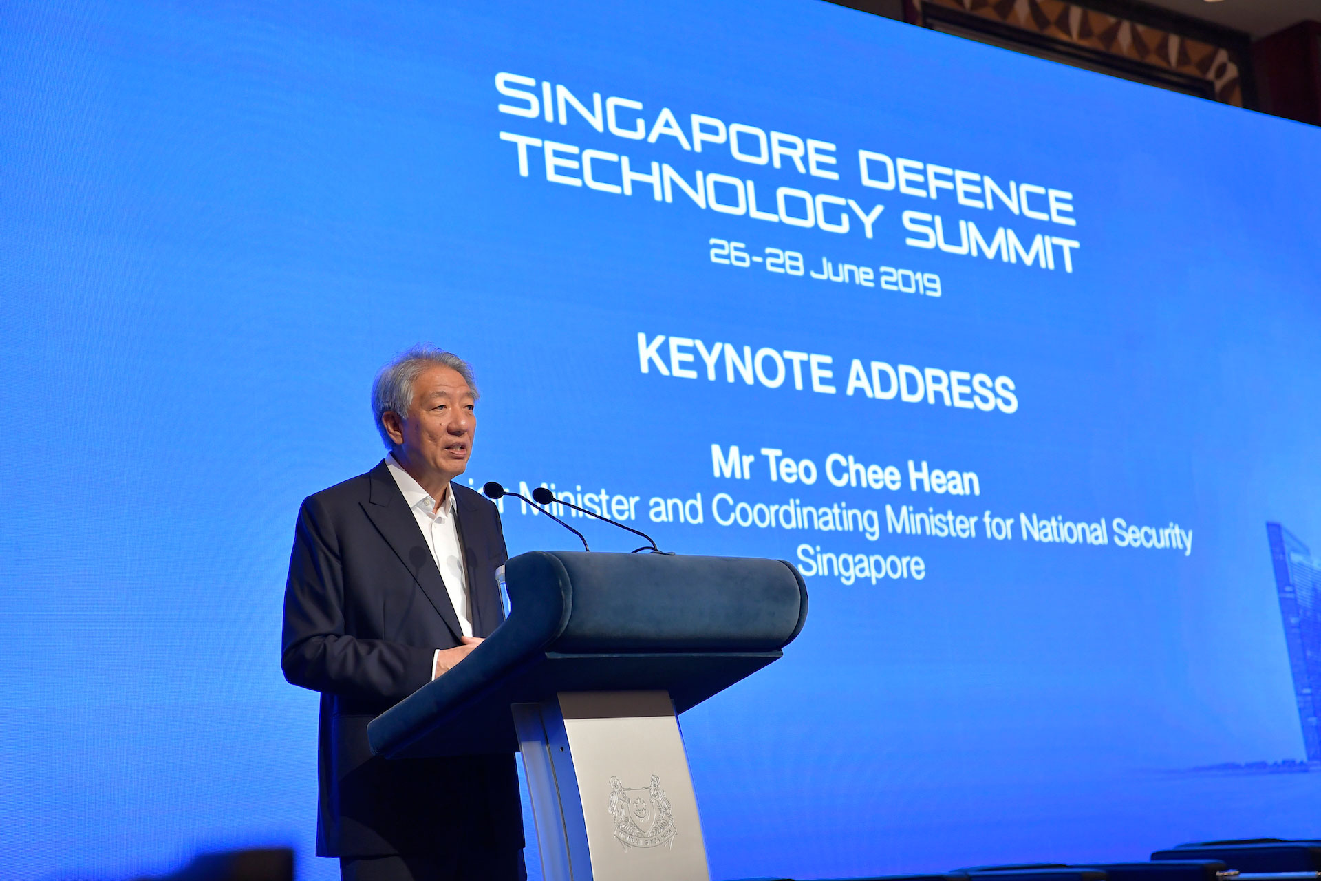 AI must act in our best interest: Mr Teo