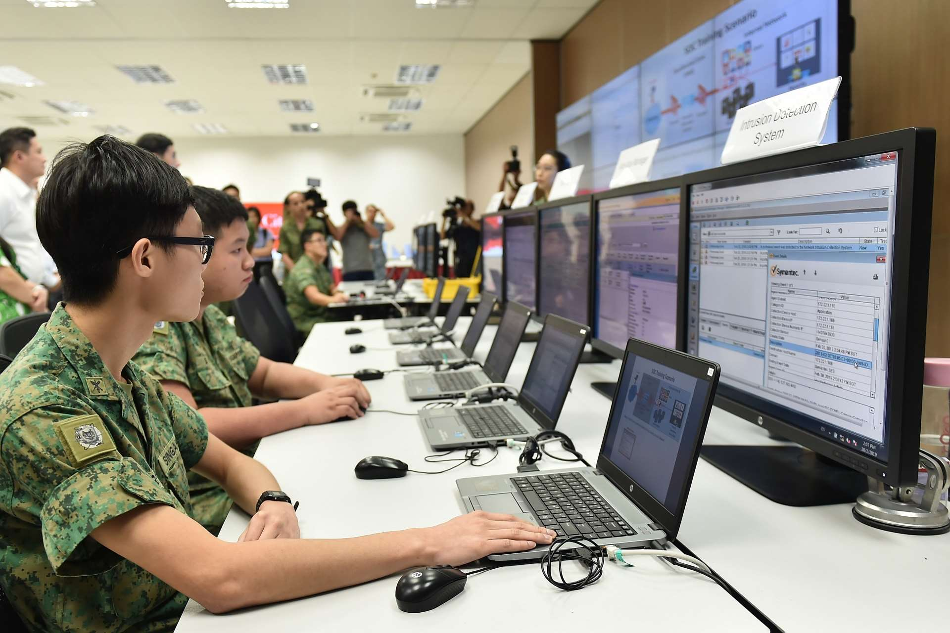 MINDEF adds two cyber expert schemes, cyber defence school