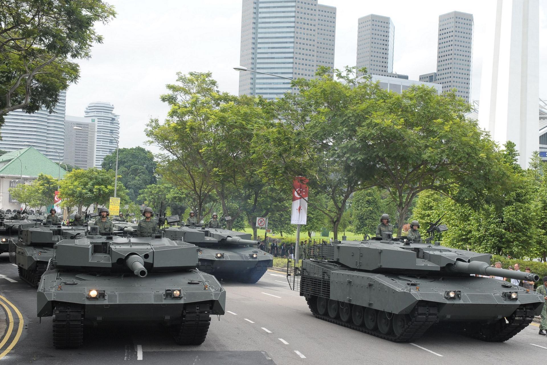 PIONEER - NDP 2019 celebrates the Singapore story