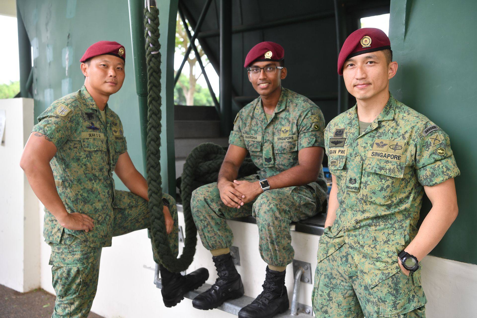 Commandos clinch 16th Best Combat Unit award