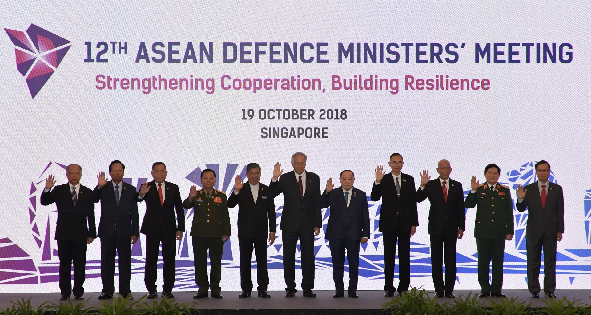 ASEAN Defence Ministers Ink Agreement on Guidelines for Air Encounters, Counter-Terrorism Cooperation