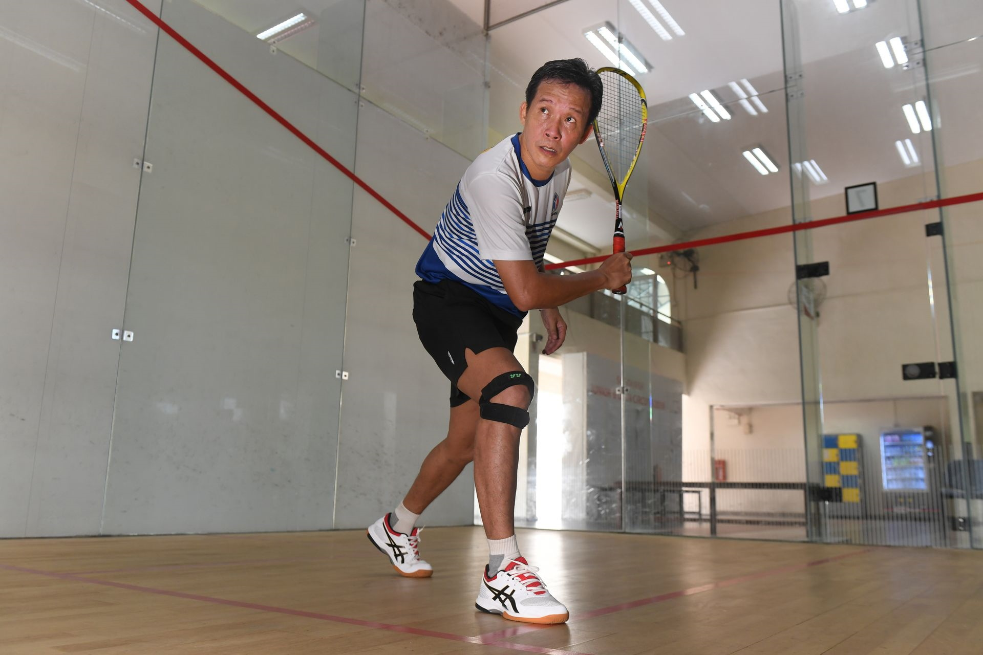 Squash your fitness goals with 1WO Roger Ho