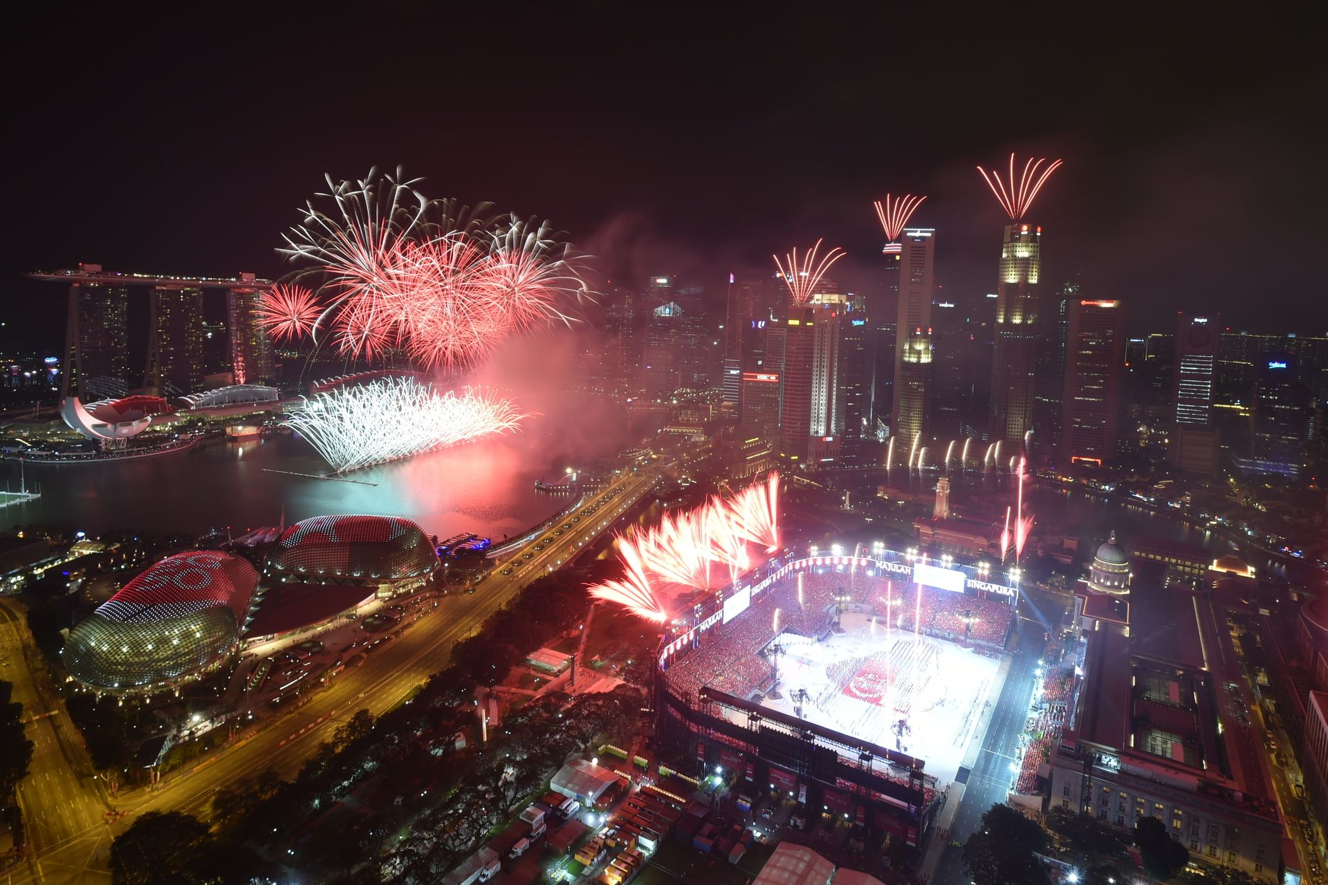 NDP 2019 to be held at the Padang