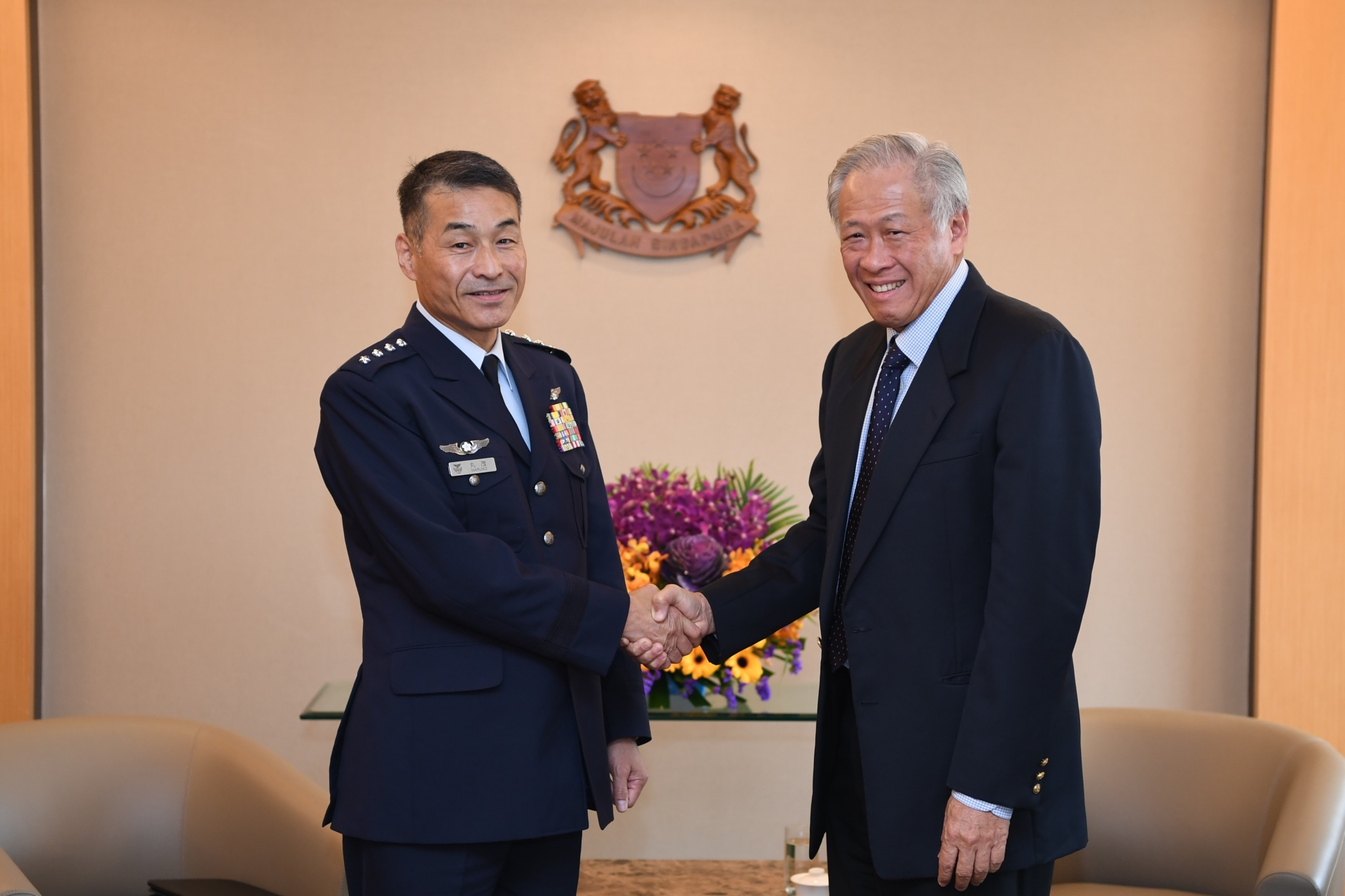 Japan_Air_Chief_Makes_Introductory_Visit_to_Singapore