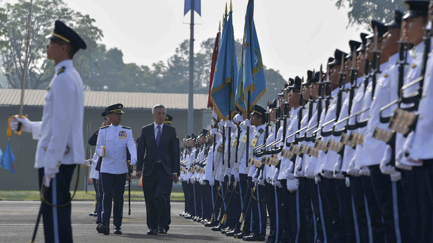 Prime-Minister-Lee-Hsien-Loong-Officiates-the-Republic-of-Singapore-Air-Force-Golden-Jubilee-Parade
