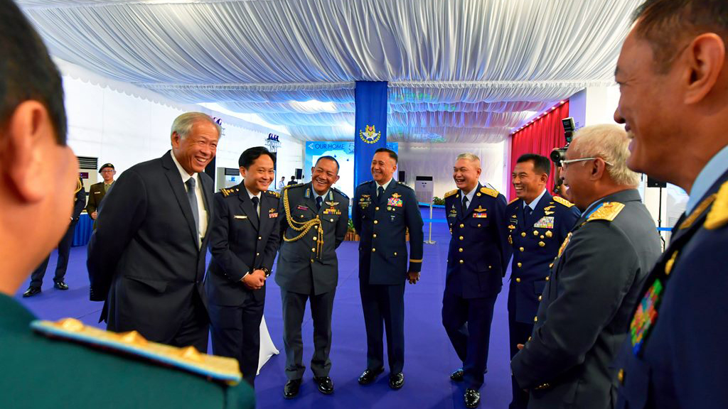 Singapore-Hosts-the-15th-ASEAN-Air-Chiefs-Conference